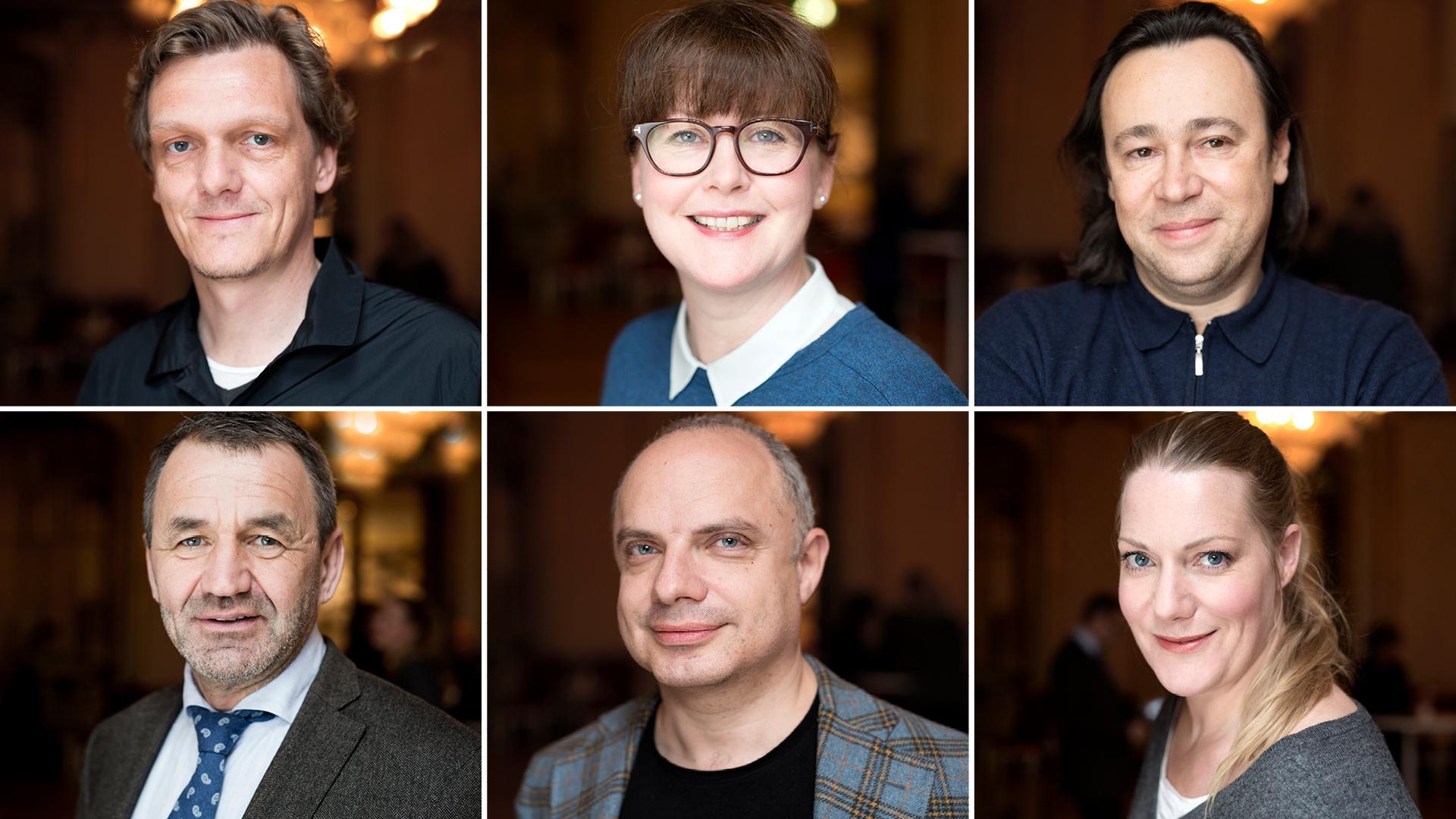 International Ibsen Award Committee 2018