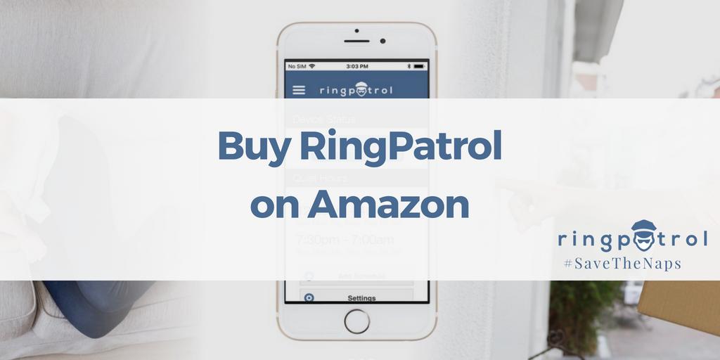 Buy RingPatrol on Amazon