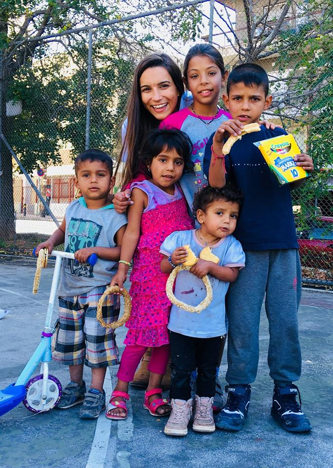Romanian kids