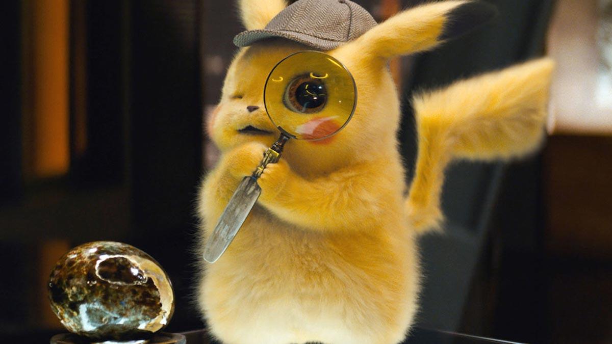 Detective Pikachu es tan mono que querrás que resuelva todos tus casos.