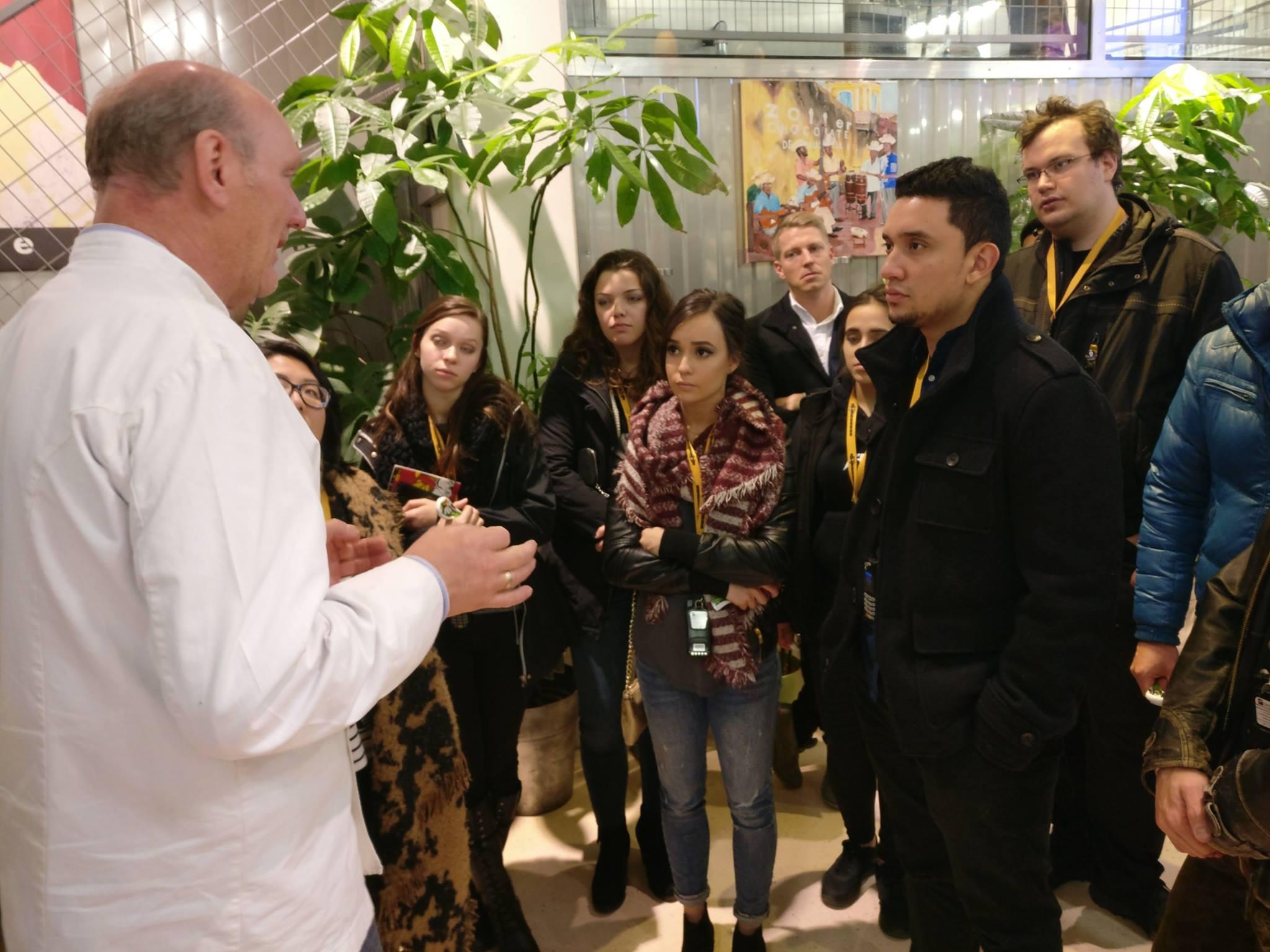 Mr Zotter of Zotter Chocolates talks to TEA Students.jpg