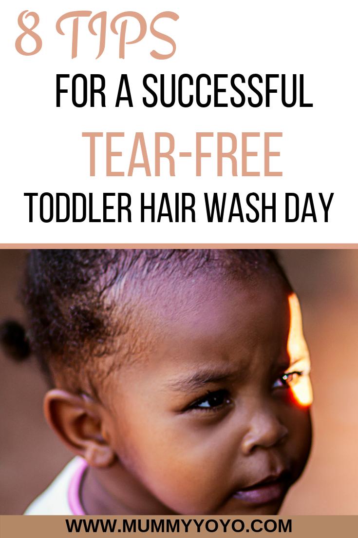hair wash day