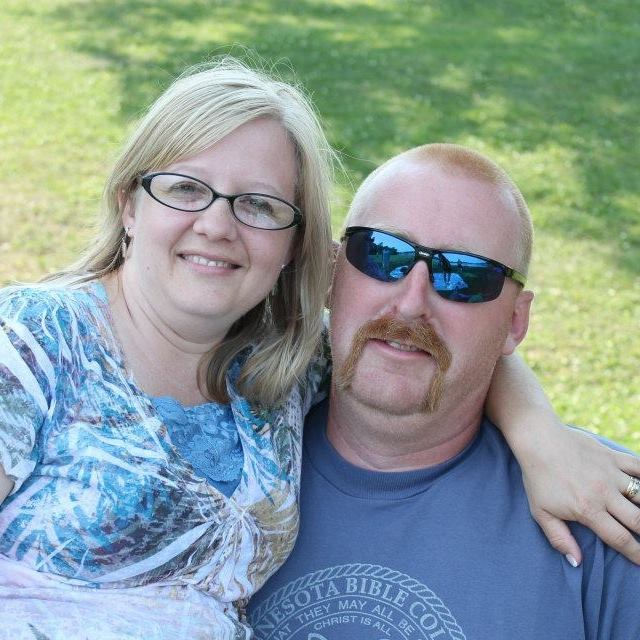 Jeremy and His Wife Amy