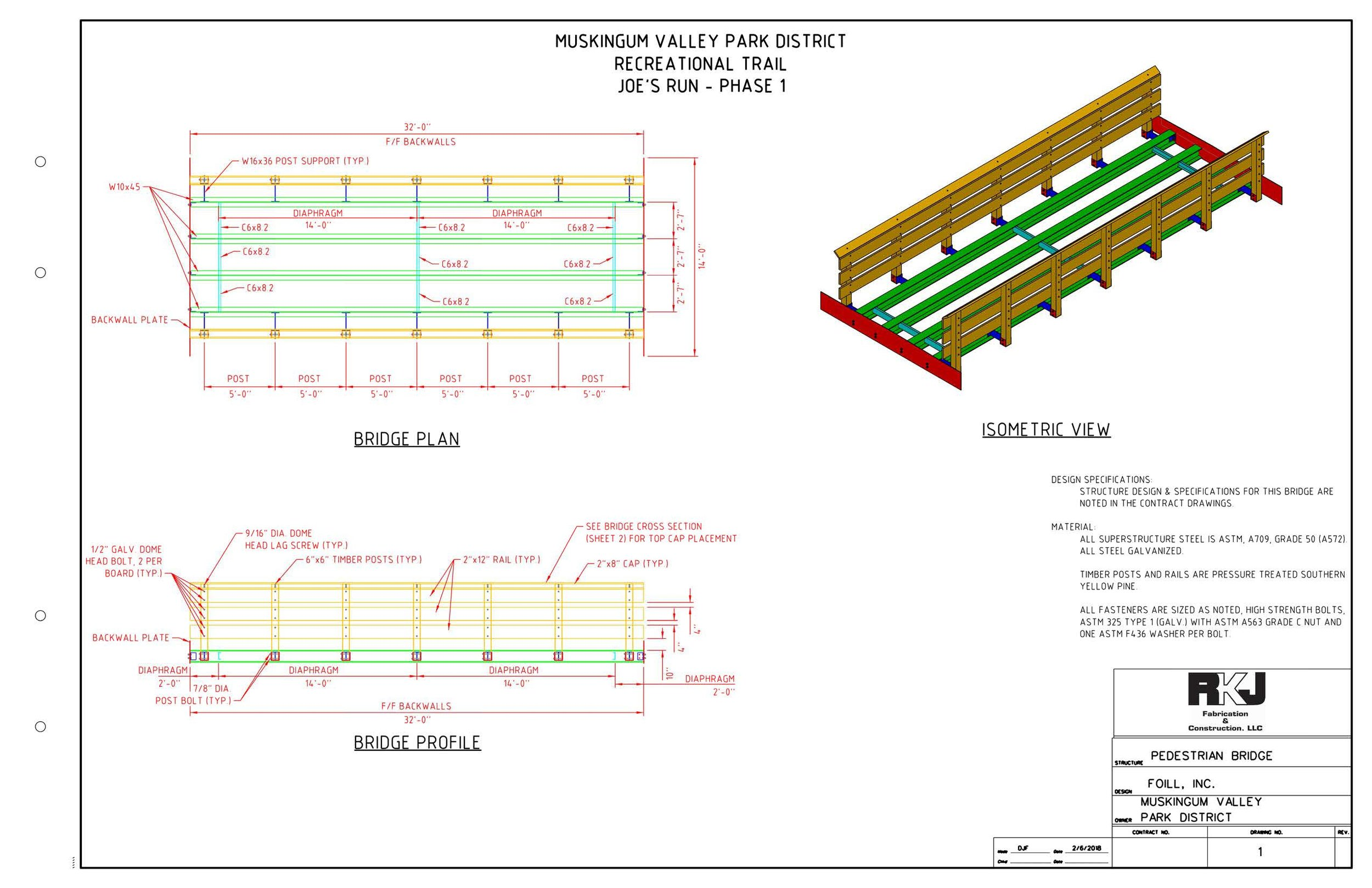 MVPD Recreational Trail, Joes Run Ph. 1,  Pedestrian Bridge Shop Drawings Rev 2_Page_1.jpg