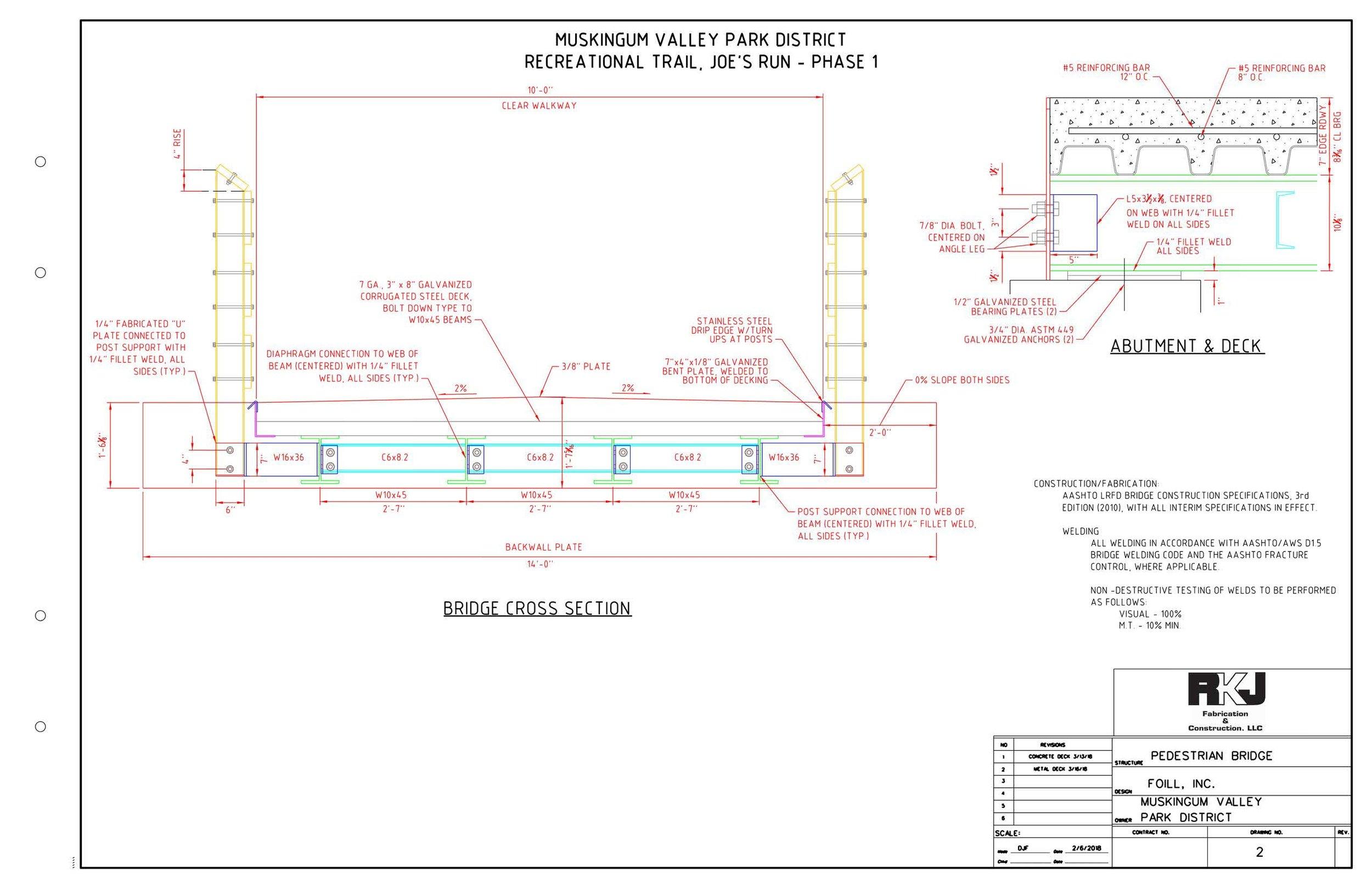 MVPD Recreational Trail, Joes Run Ph. 1,  Pedestrian Bridge Shop Drawings Rev 2_Page_2.jpg