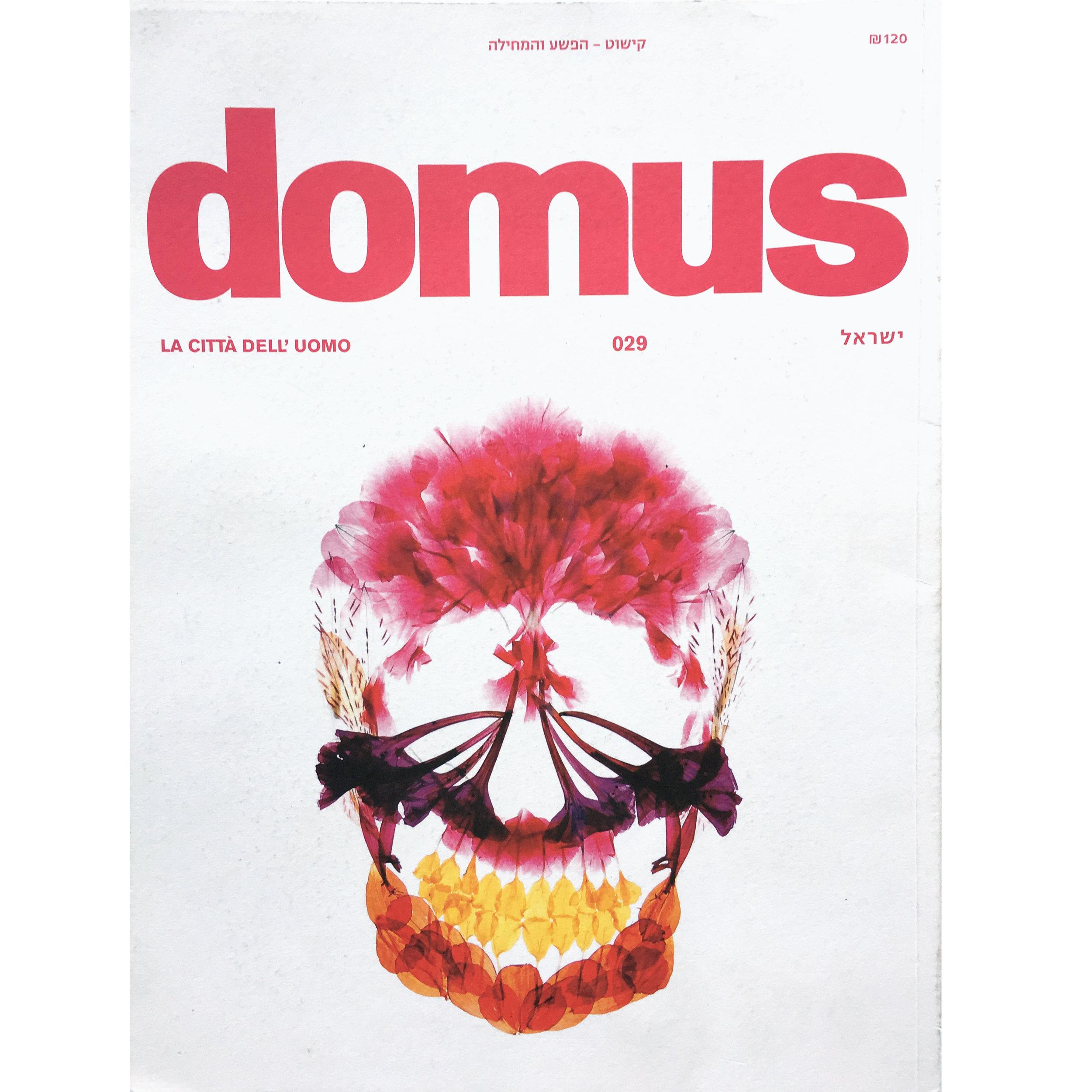 Domus nº 029. 2014 (Printed Publication)