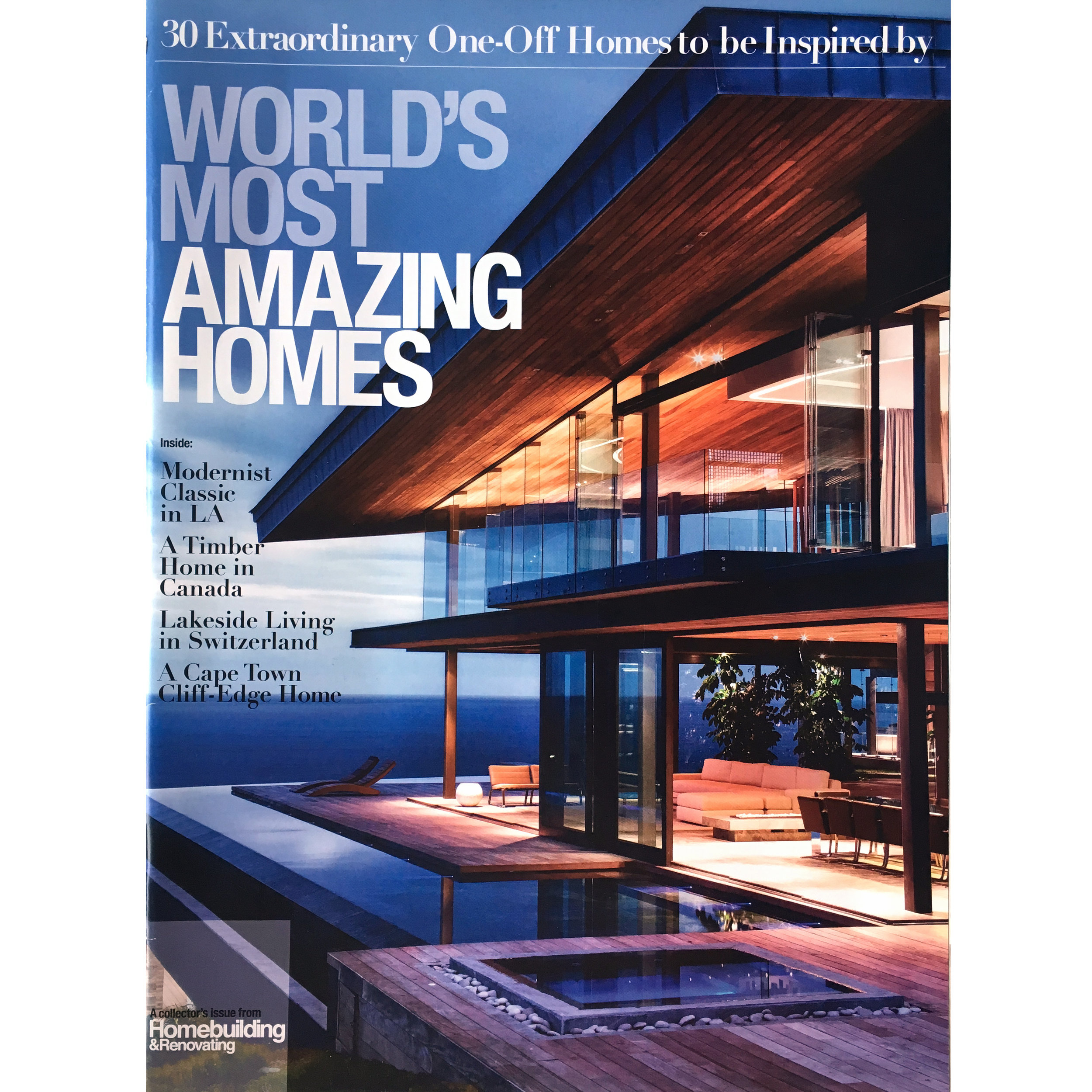 The World's most amazing homes. 2014