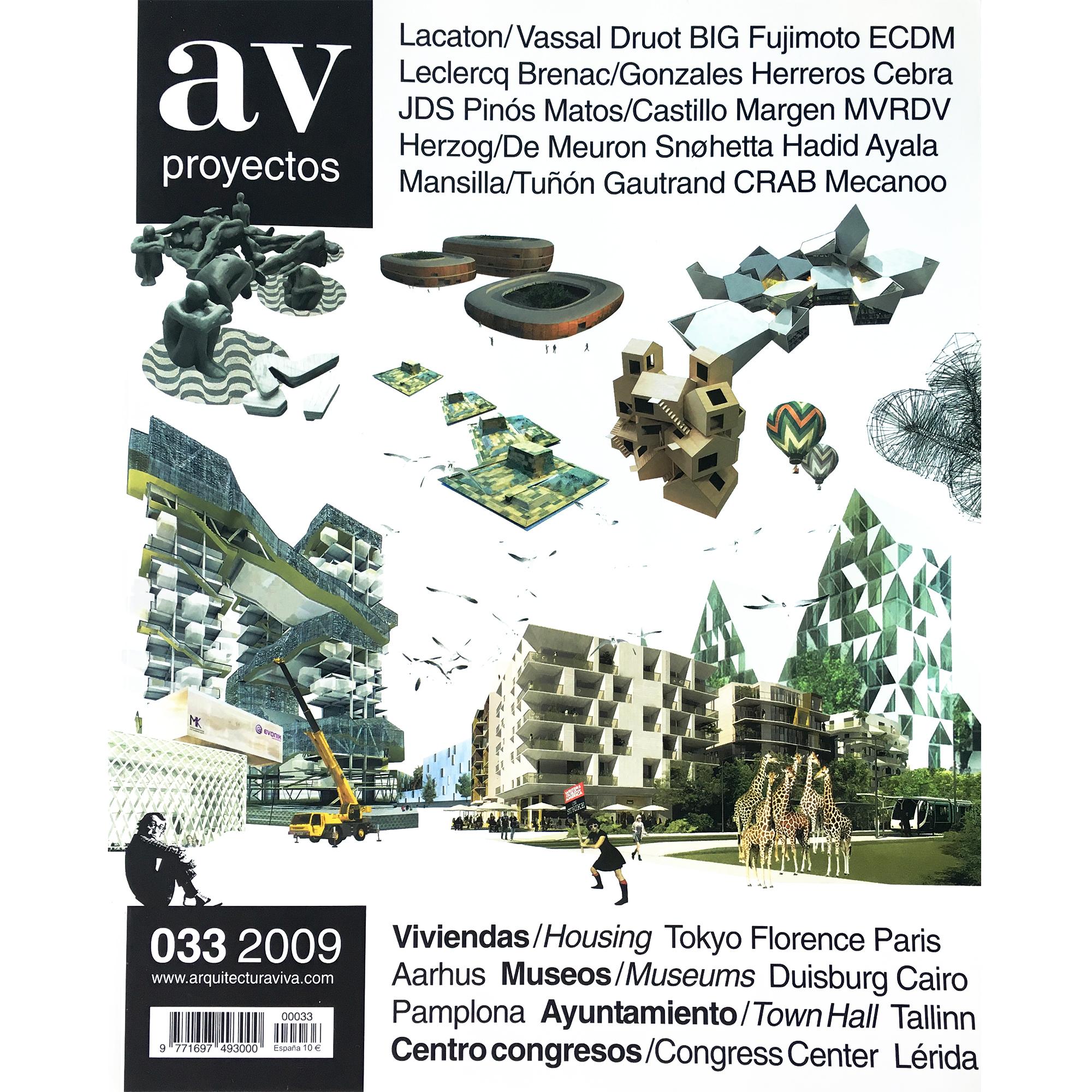 AV Proyectos 033. 2009