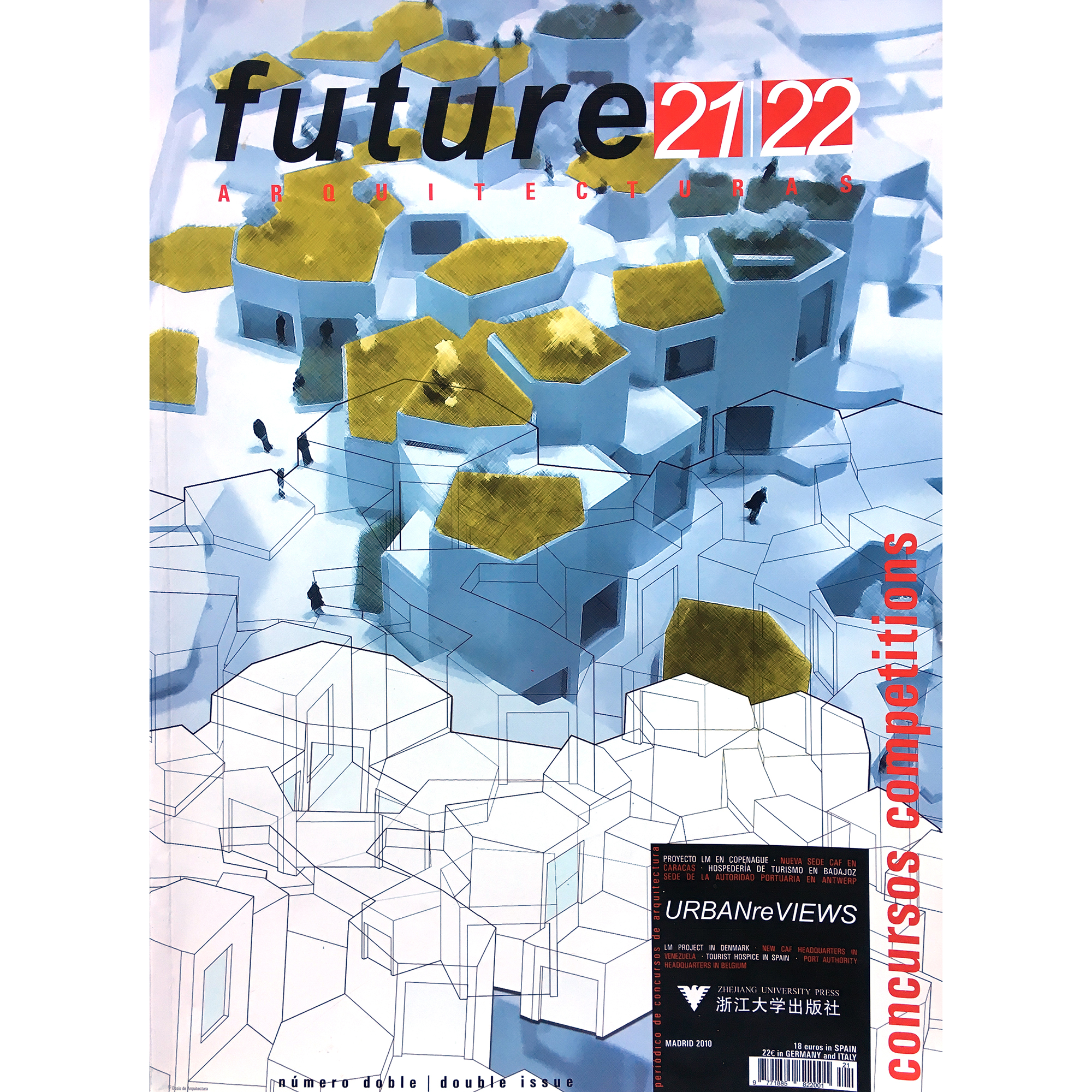 Future 21-22. 2010 (Printed Publication)