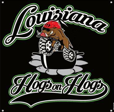 Louisiana Hogs on Hogs (CLick Here)