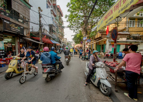 Why Are Vietnam's Streets So Active? — The Homage Project