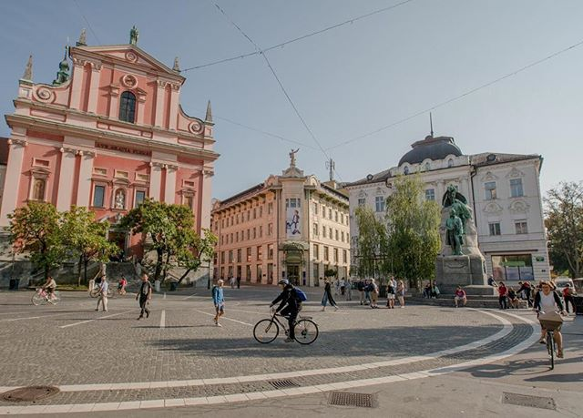 Ljubljana won the distinction of European Green Capital in 2016, largely due to the city's ambitious support of initiatives like increased bicycle infrastructure and pedestrianization of its urban core. Since then the city has continued those initiatives, granting the small Slovenian capital a global reputation for transportation and sustainability.