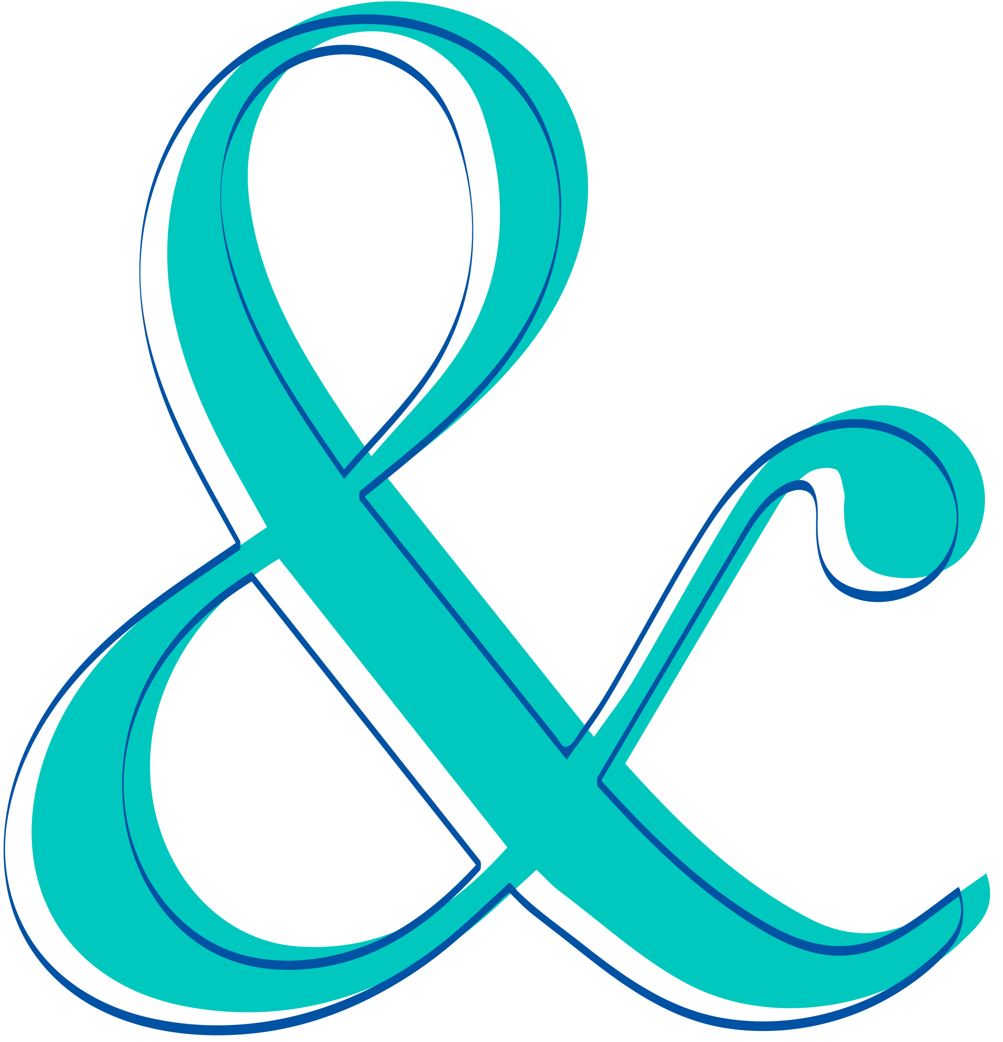 Walters & Company Ampersand Icon