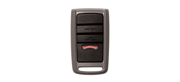 3 Button Remote. Operates up to 3 garage door operators (O3T)