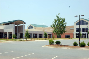 Marvin Ridge Middle & High School -