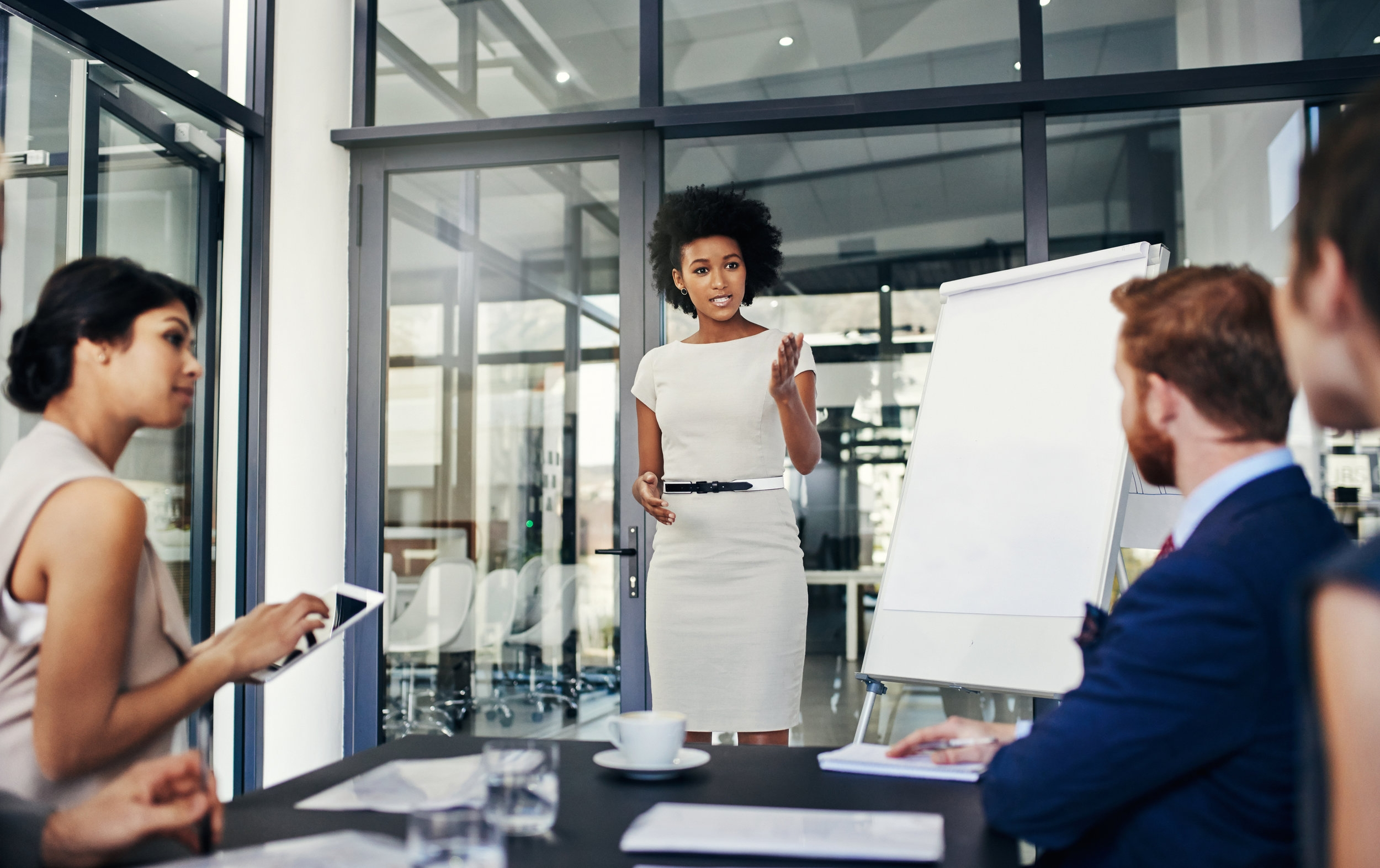 RELATIONAL PRESENTATIONS: DELIVER CONTENT IN A POWERFUL AND ENGAGING WAY - Learn how to present your ideas in a clear, compelling way to ensure full engagement and buy-in from your audiences.