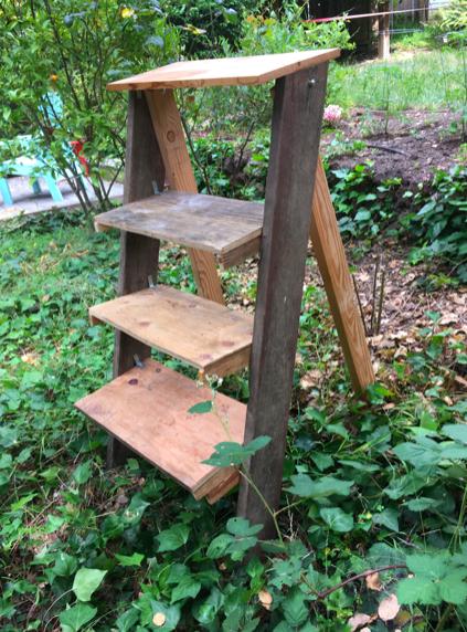 """Stairway"" Design - 4 feet tall — $85"