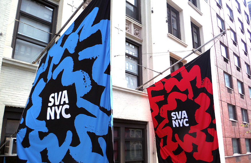 SVA (SCHOOL OF VISUAL ARTS)