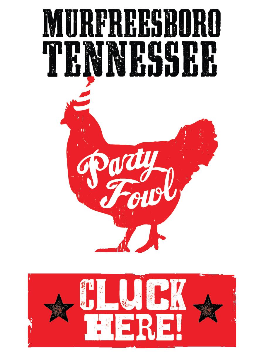 Party Fowl - Murfreesboro