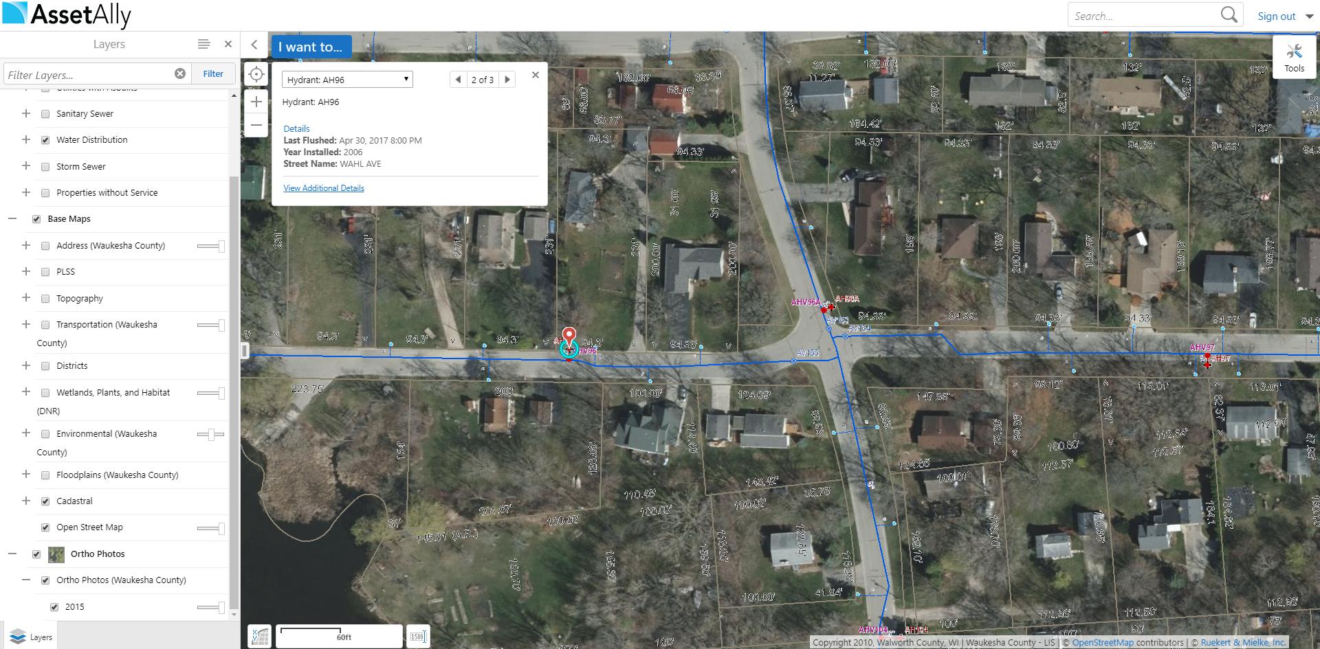 Hydrant Map