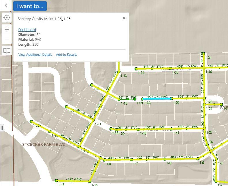 CCTV Utility Map - Layer Visualization