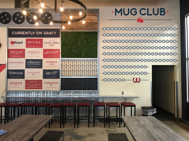 Mug Club — Workhorse Brewing Company