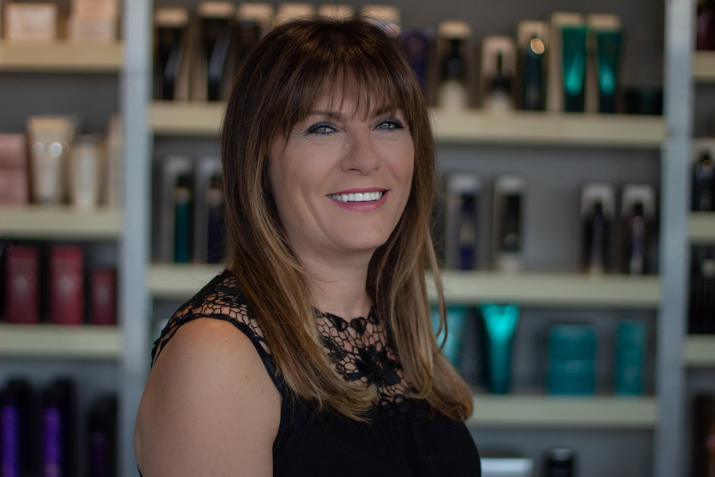 Jen Stern, Owner/Master Stylist, Salon Riza & Day Spa