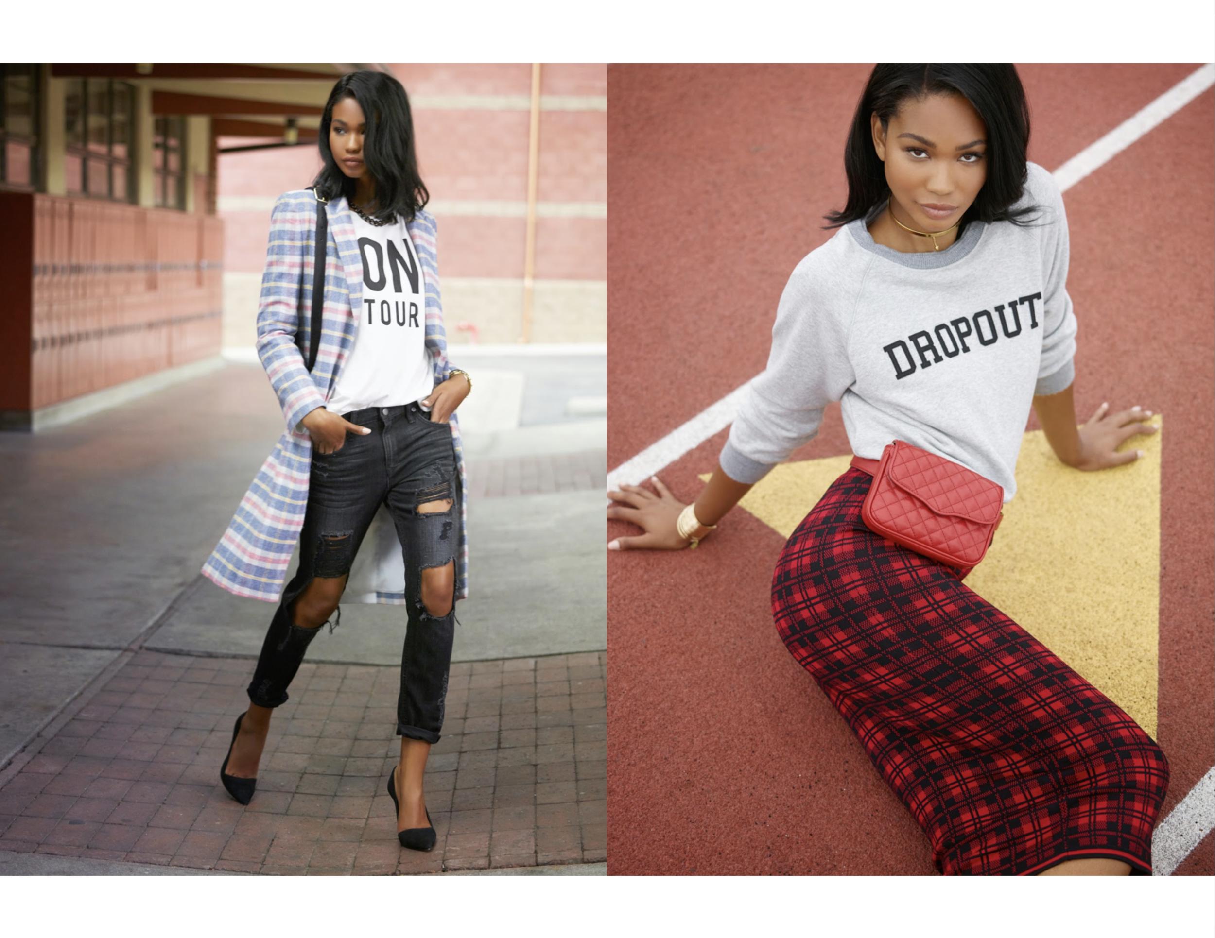 Chanel Iman - Revolve Clothing