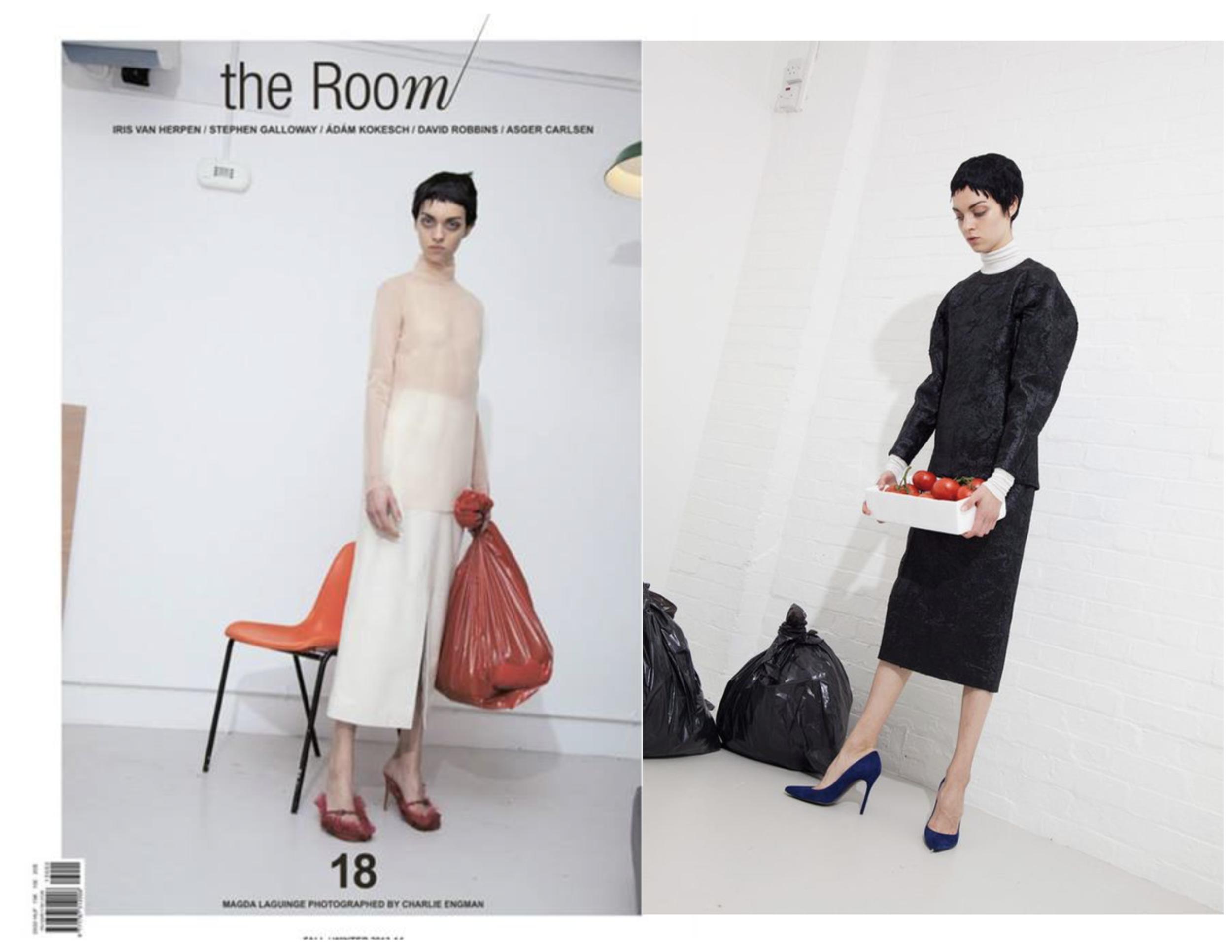 Magda Laguinge - The Room