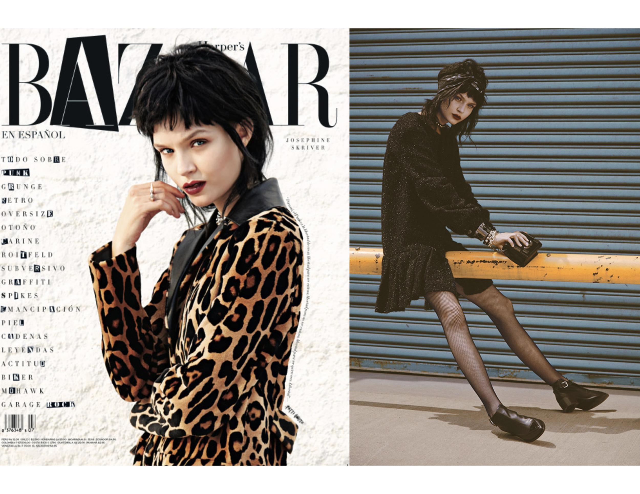 Josephine Skriver - Harper's Bazaar Latin America