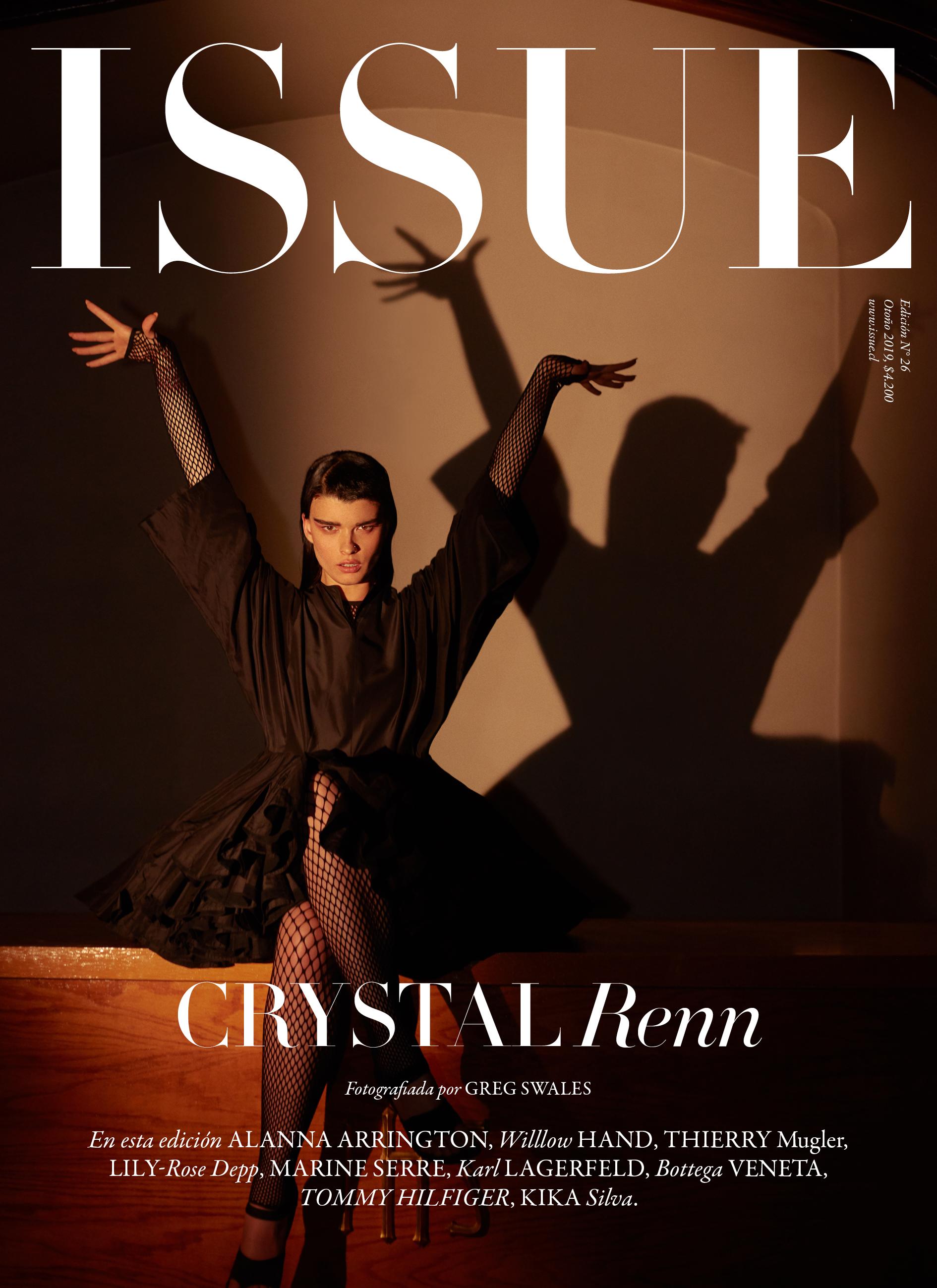 Issue - Crystal Renn