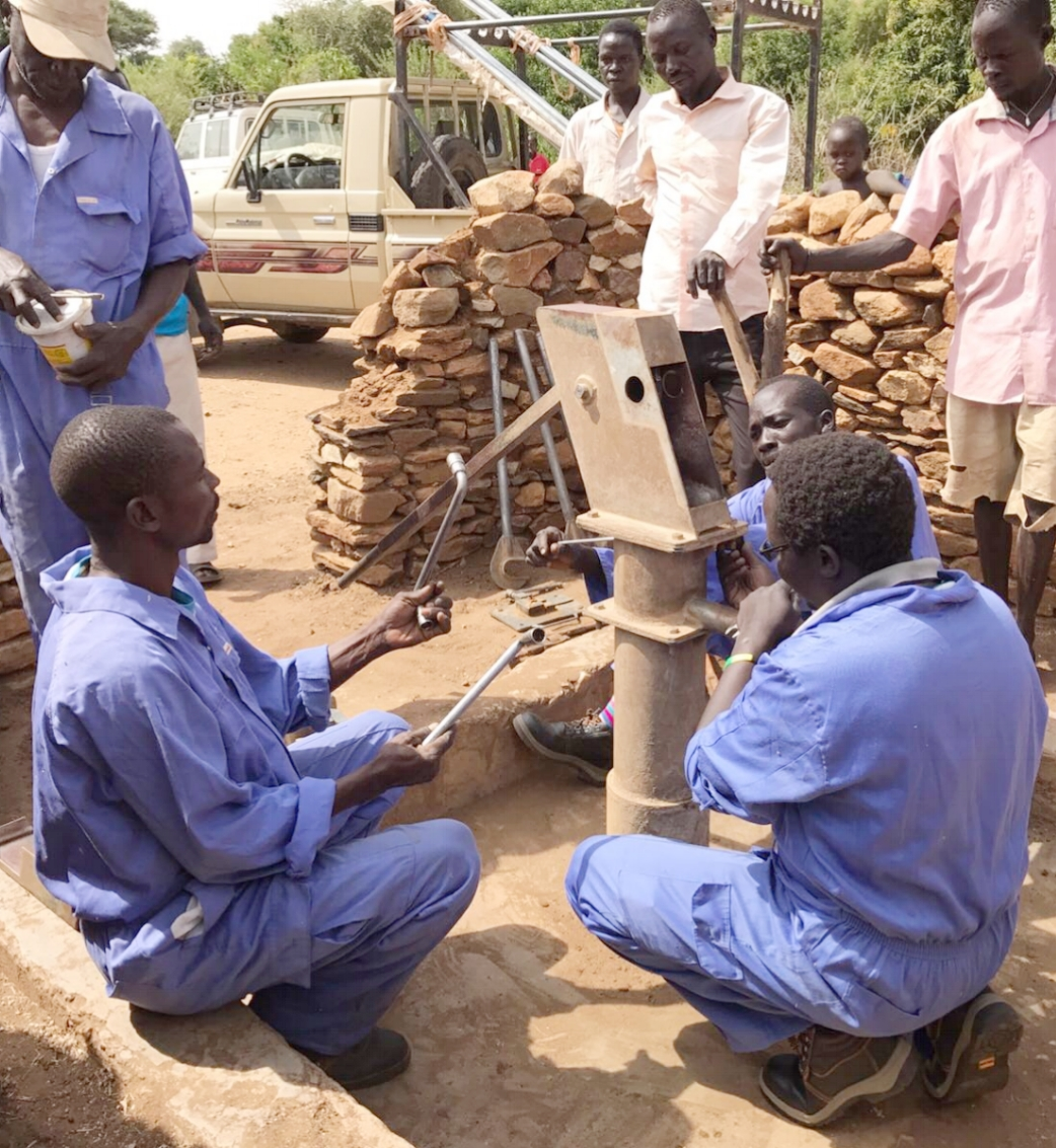 Another borehole being repaired.jpg