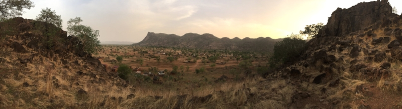 The Beautiful Nuba Mountains of Sudan