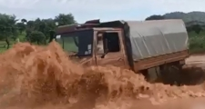 Game changer! Our Unimog trucks open Nuba to year-round outreach