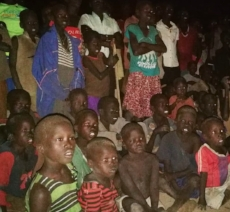 Entire villages are captivated by The JESUS Film