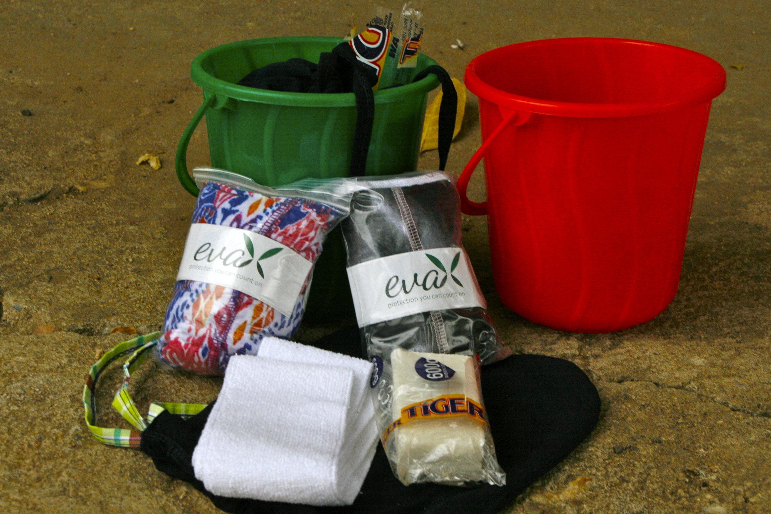 The EVA Dignity Kit