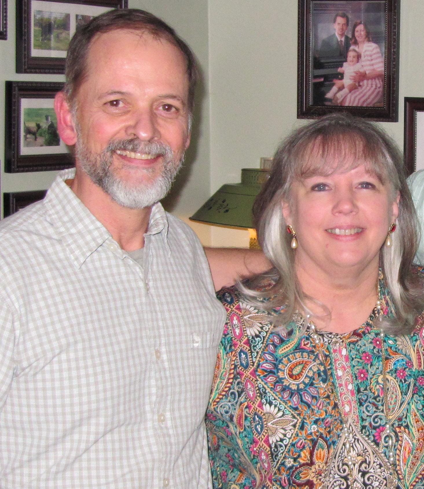 Kyle and Pamela Grillis