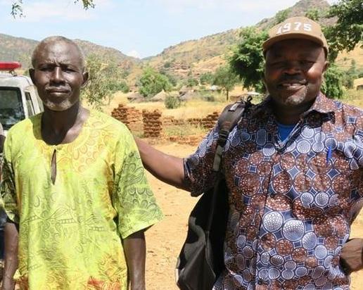 Pastors Nabiel and Morris head up the hospital chaplaincy program.