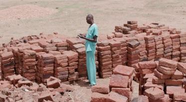 Counting bricks