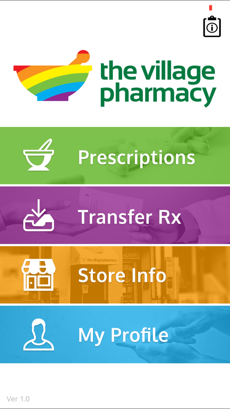 The Village Pharmacy App