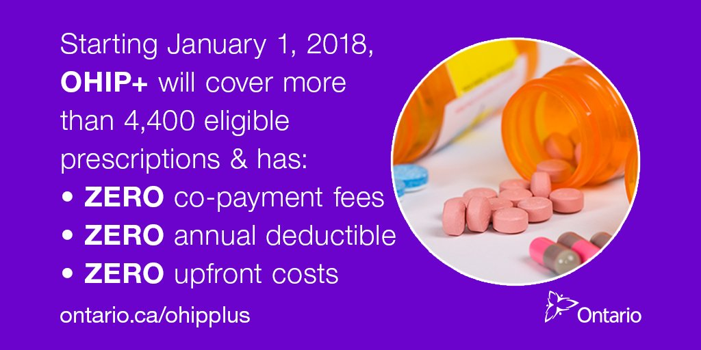 OHIP+ free prescription medications.jpg