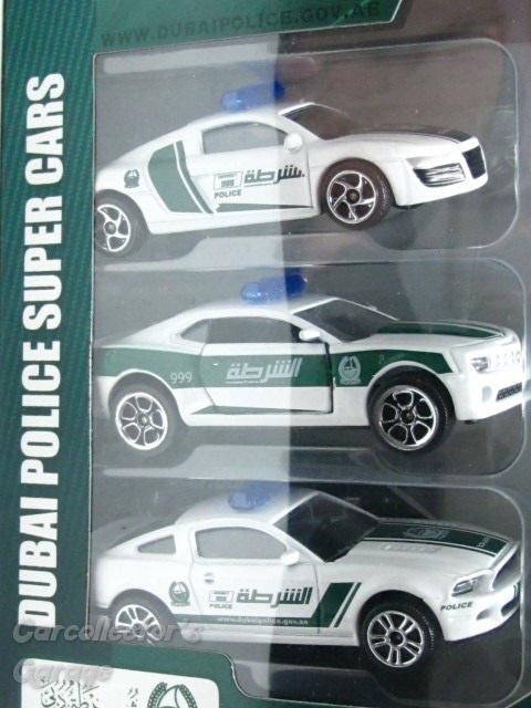 Dubai Police Cars — CarCollectors Garage