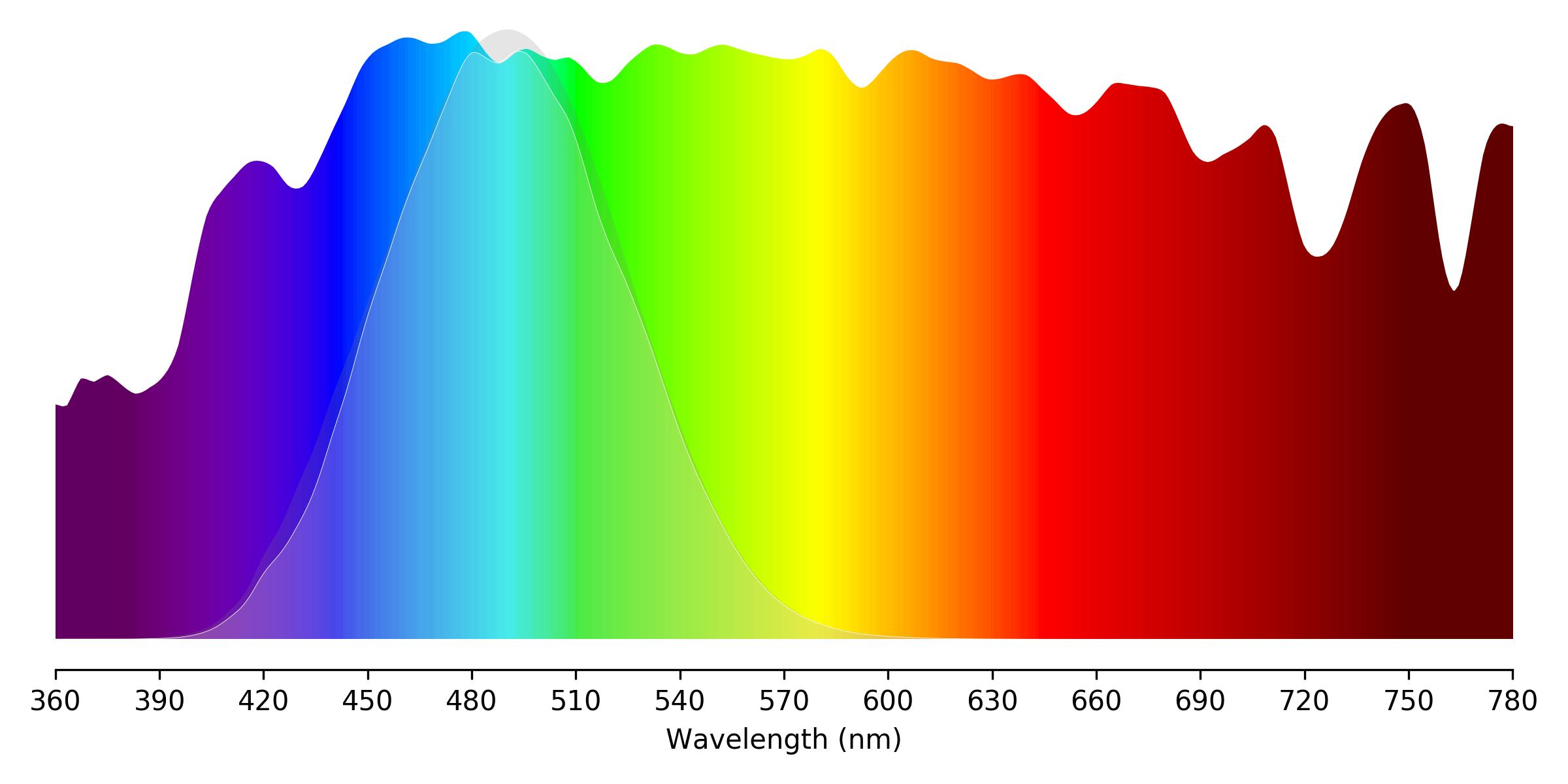 Daytime Spectrum