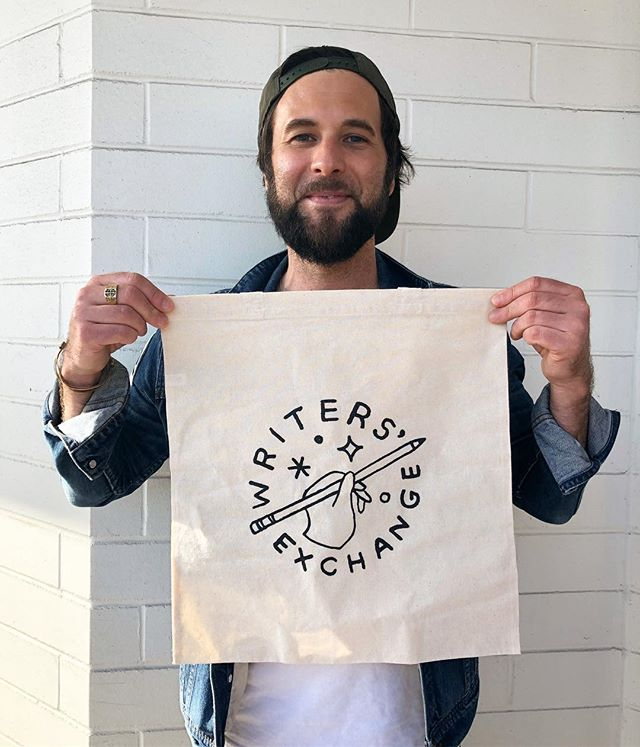 Matt got his three-term tote bag! This honor is reserved for volunteers who know how important it is to make connections with the kids and stay around for three terms. We appreciate Matt so much, he treats all the kids with respect and so much patience. Here's to three more years (at least)!