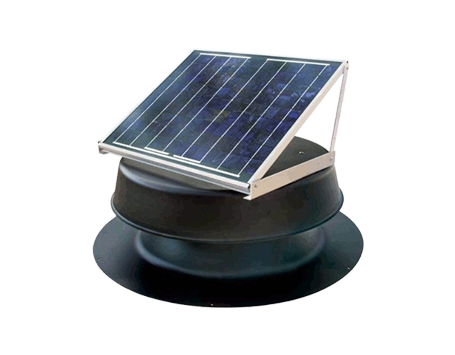 Natural Light Solar Attic Fans