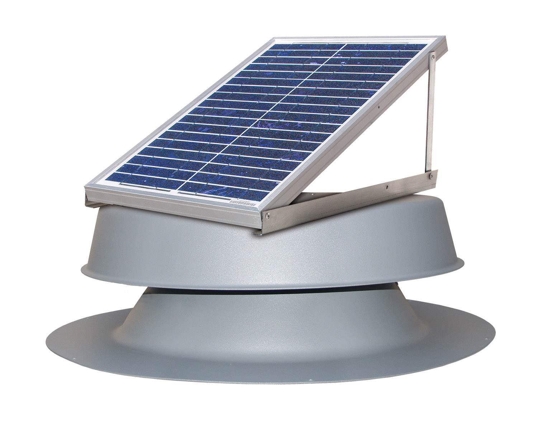 20 Watt Solar Attic Fan