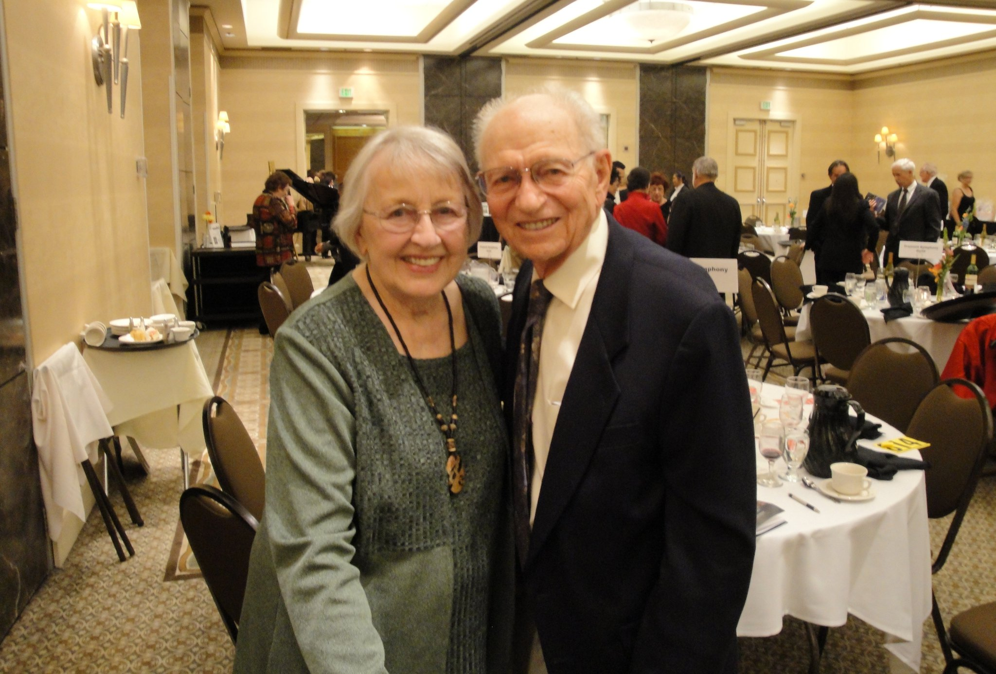 Alvin and Caryl Dockter Fremont Symphony Event 2010.jpg