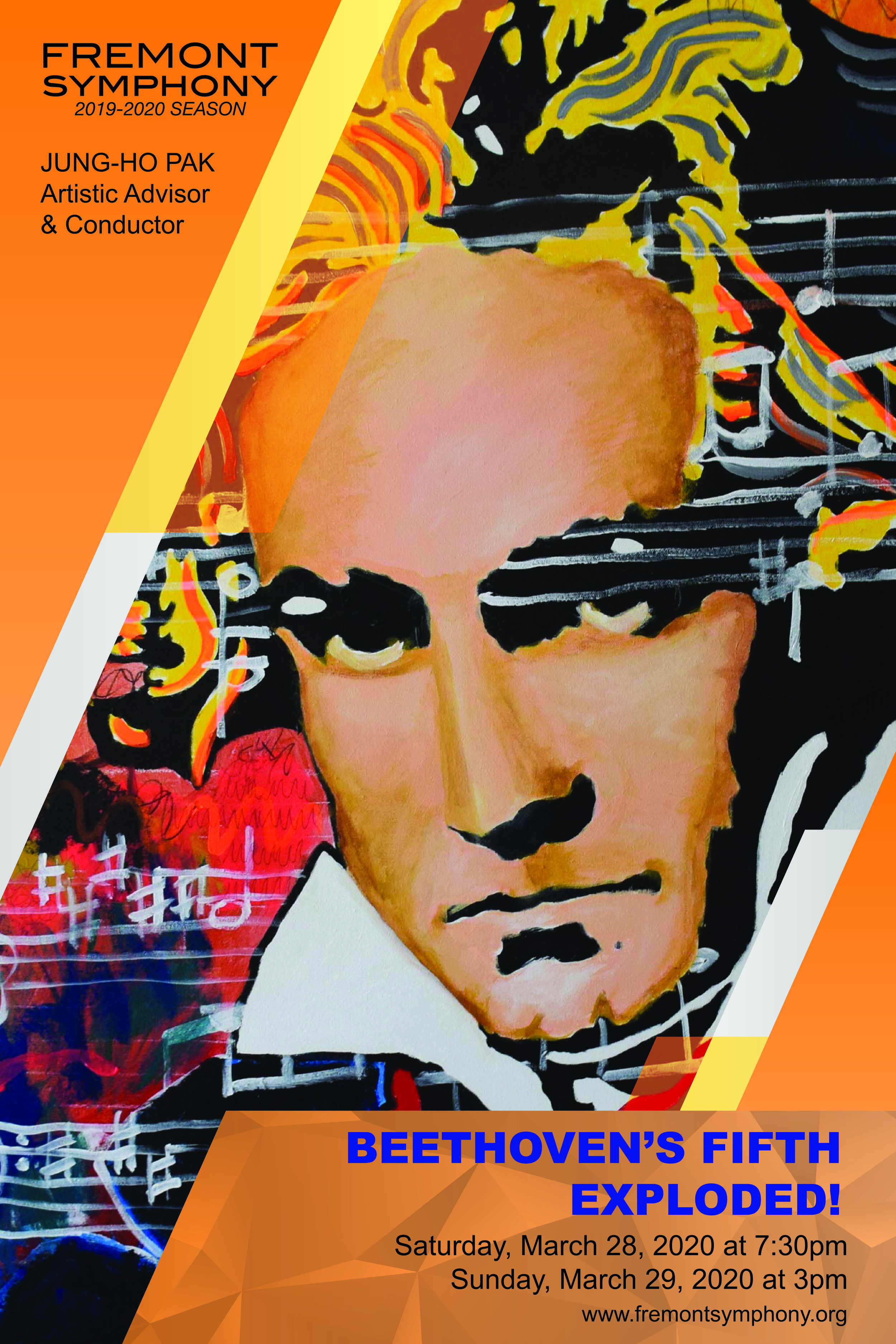 "Copy of Fremont Symphony brings you ""BEETHOVEN'S FIFTH... EXPLODED!"""