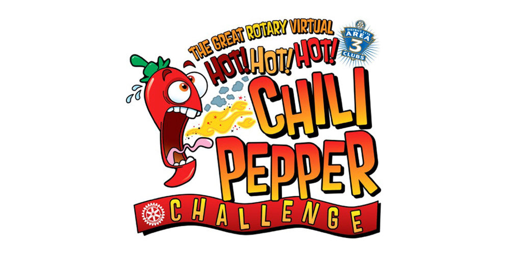"""The Great Rotary Hot Chili Pepper Challenge"" is on!!"
