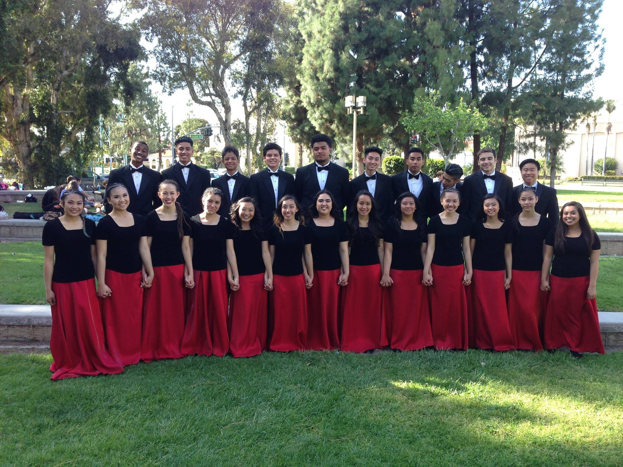 James Logan High School Choir -